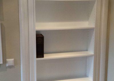 Boekenkast deur te Amstelveen